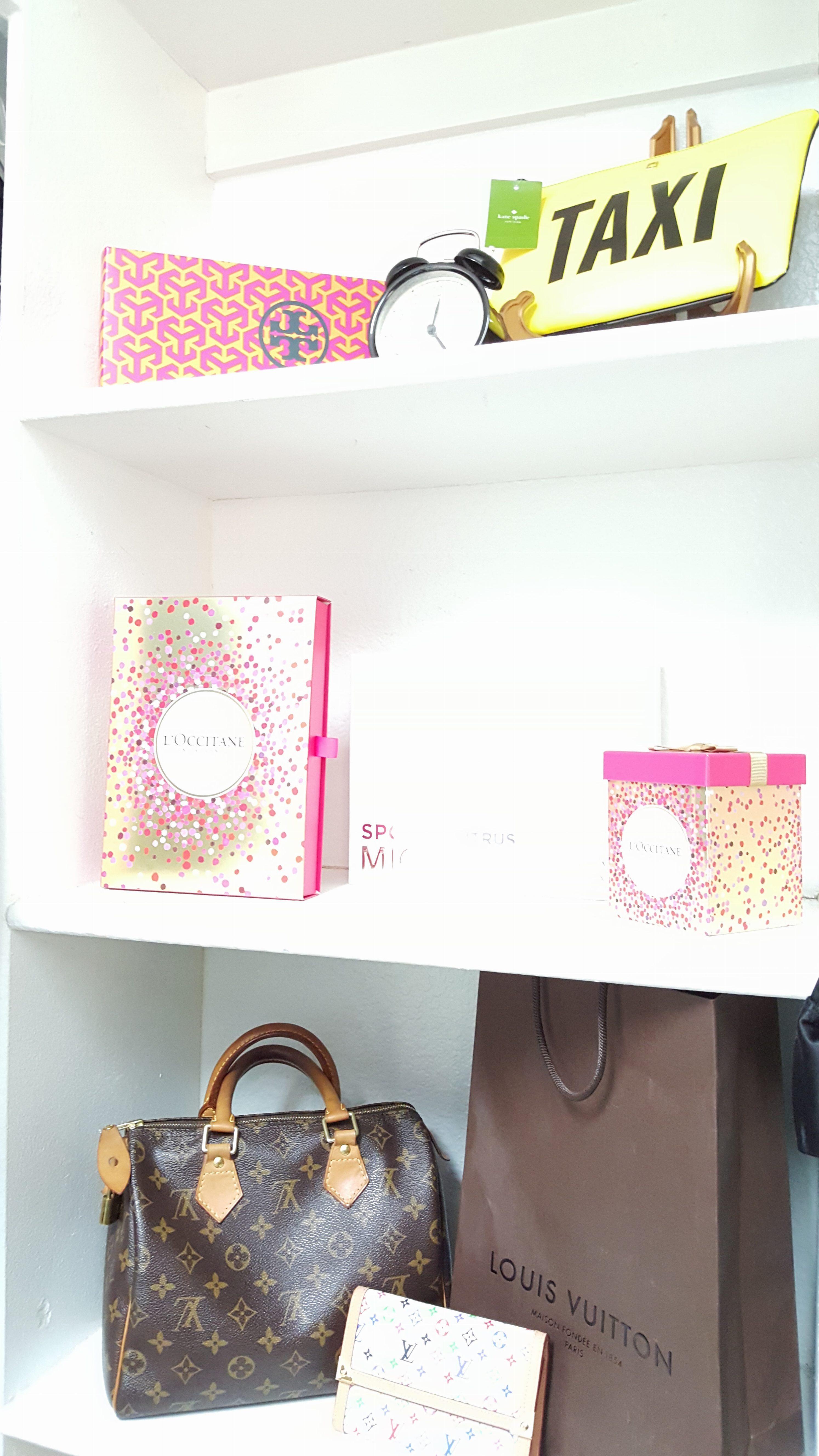 Clean shelves