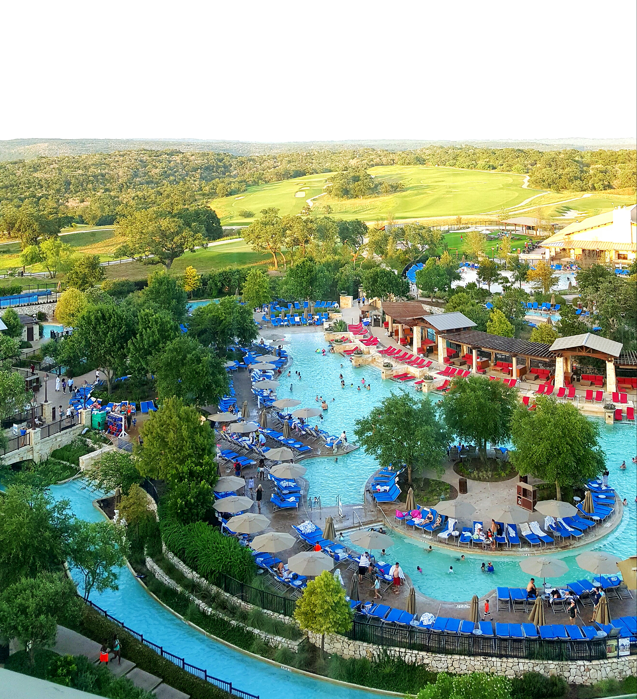 Trip To Jw Marriott Hill Country Resort Amp Spa San Antonio