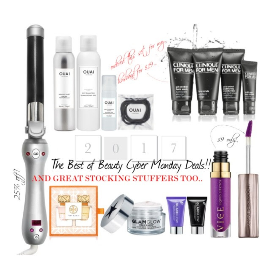 THE BEST CYBER MONDAY 'BEAUTY' DEALS!